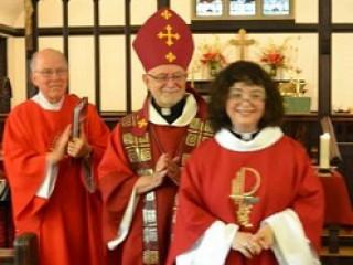 Monica Kennedy Ordained Priest