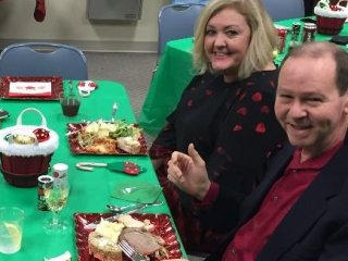 Holy Trinity's Annual Christmas Party and Auction