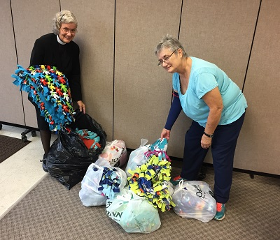M Martha and Mary pack up comfort blankets opt